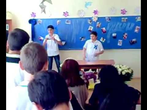 Ереван, 132 школа, 9-2класс. 24,05,2012
