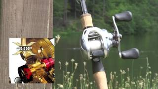 shimano curado i series paired with g loomis e6x 854c