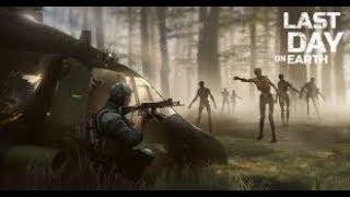 Last day on Earth - официальный трейлер игры