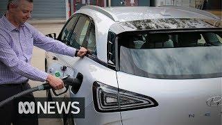 Carbon-free fuel: Australian hydrogen car breakthrough could go global