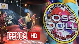 Loss Doll virtual live MR Roland & Danis Pratama