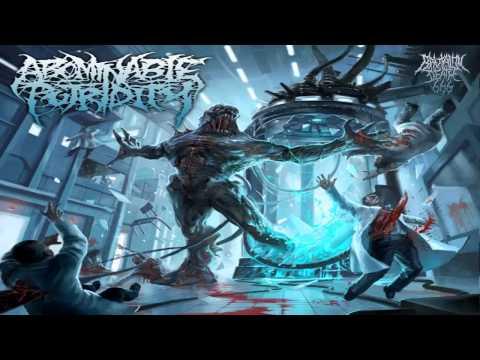 Abominable Putridity - The Anomalies Of Artificial Origin (2012) {Full-Album}