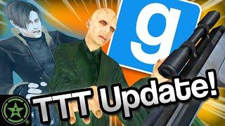 TTT Got An Update! - Gmod: TTT
