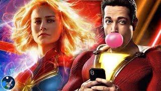 ¿Por qué existen dos Capitán Marvel?