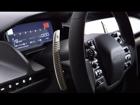 Ford Gt Interior All New Ford Gt  Detroit Naias Commercial Carjam Tv K