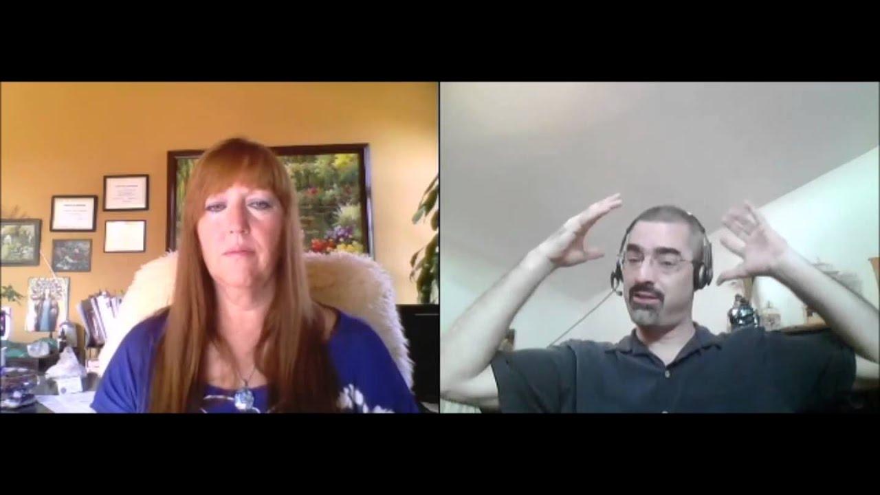 Randy Cramer Shut Down Psychic Attack Through Psionic Training