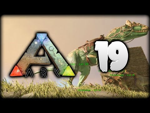 ARK Survival Evolved | ALLOSAURUS Taming & Assault Rifle | ARK Gameplay/Let's Play [S1 - Episode 19]