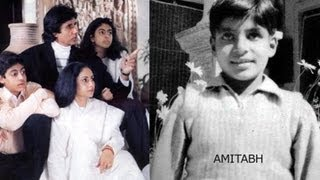 Amitabh Bachchan Family Unseen & Rare Pics