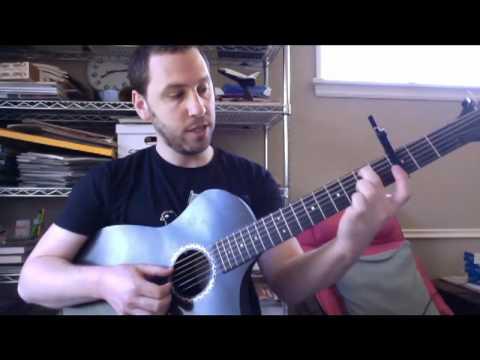 "How to Play ""Montezuma"" by Fleet Foxes"
