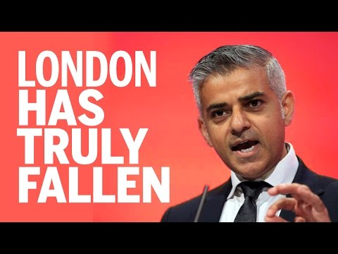 Reaction to London Electing Muslim Mayor Sadiq Khan - London Has Truly Fallen #LondonHasFallen