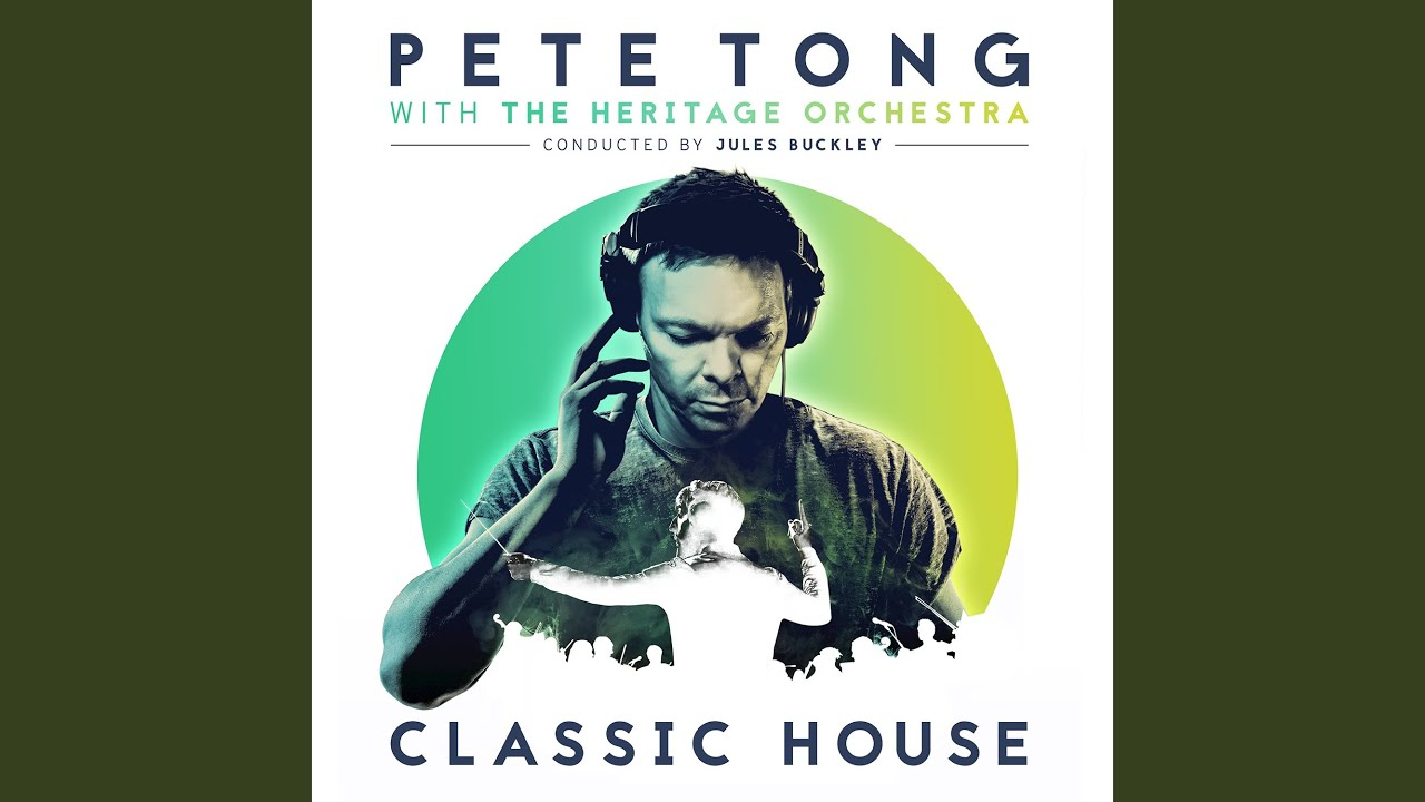 Go youtube for Classic house pete tong