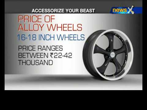 All that you wanted to know about alloy wheels