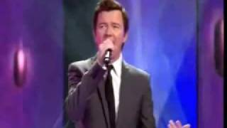 HIGH QUALITY !!! RICK ASTLEY ON BRITAINS GOT THE POP FACTOR (2 UP 2 DOWN) LOL