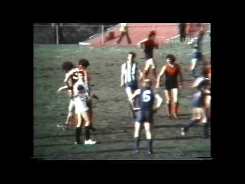 NH V SB ROSTER MATCHES 1976