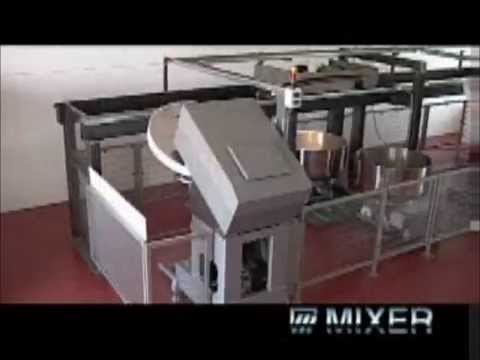 MIXER IAL Automatic Linear Mixing System - ProBAKE Bakery Equipment