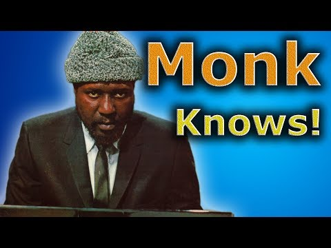 How To Learn Great Concepts From Thelonious Monk
