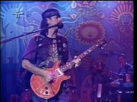 Santana - Hal 99 - Kaiser Gold Sounds 96 - São Paulo
