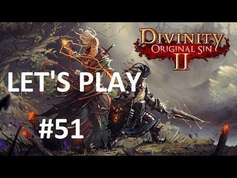 [FR] Divinity Original Sin 2 - Let's Play - Episode 51 - Sous-Sol Caserne -