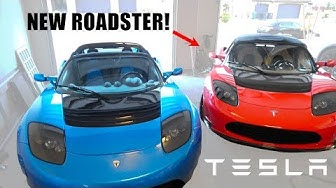 I Bought a New Tesla Roadster!