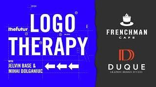 Logo Therapy Ep. 2 Design Critique
