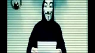 Anonymous - #opACTA important message to all people of the world