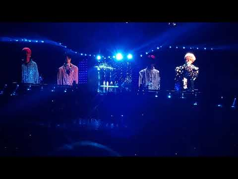 The Truth Untold fancam @ 180825 BTS Love Youself Concert in Seoul