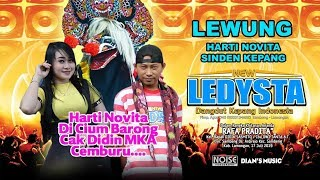 Download lagu NEW LEDYSTA lagune LEWUNG versi Jaranan Dangdut Uuencoooooo MP3