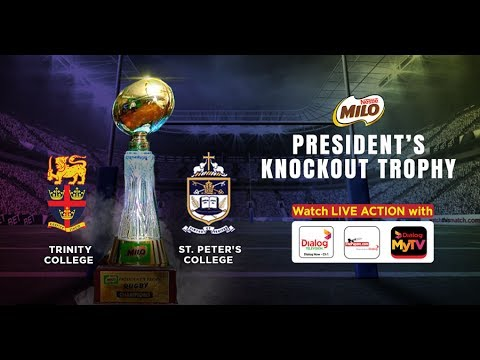 Trinity College v St.Peter's College - Milo President's Trophy QF3 - 10th Jun