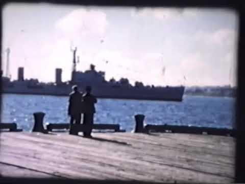 The ship HMNZS