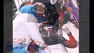 Бобслей, Золото Россия Вперед   23 02 2014 Олимпиада в Сочи
