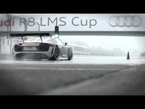 Audi R8 LMS Cup 2014 Season Trailer
