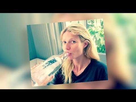 Gwyneth Paltrow Posts No Makeup Selfie to ... - Vogue