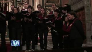 2.- Carol of the bells - Trad. Ucraniano -  CORO SCHOLA CANTORUM DE LA ULPGC-POR LUIS HERNÁNDEZ