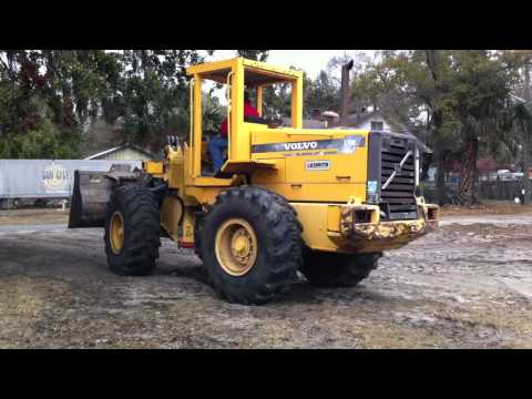 1998 Volvo L70C U14943 From Big Iron, Inc. - Used Heavy Equipment For Sale