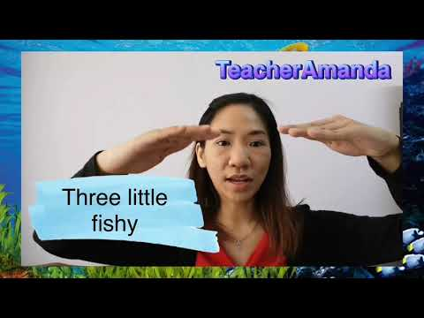 Ocean Life: Music & Movement 2.4 Three Little Fishy Solfege and Xylophone