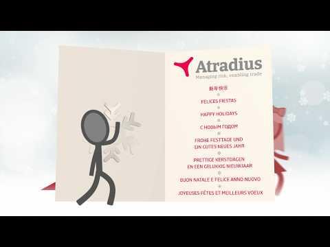 Atradius Seasons Greetings 2017