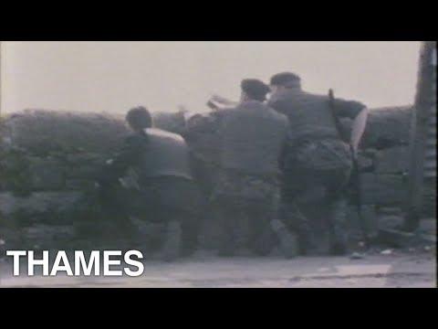 Northern Ireland Troubles | Strabane | IRA | British Army | 1974