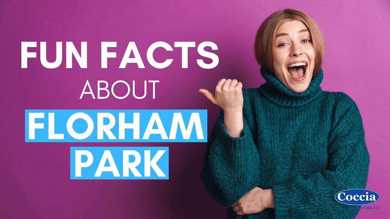 Fun Facts About Florham Park