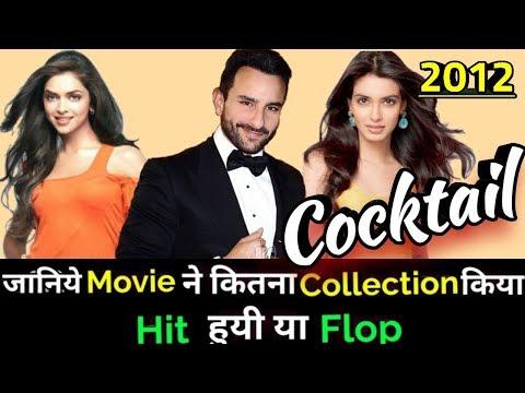 Saif Ali Khan COCKTAIL 2013 Bollywood Movie Lifetime WorldWide Box Office Collection