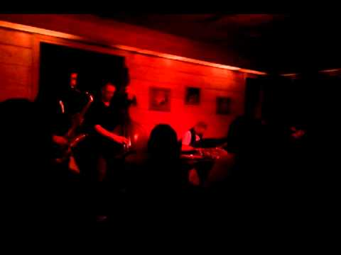 Jimmy Bennington Colour and Sound- live at Cezanne's Jazz Club, Texas March 2012
