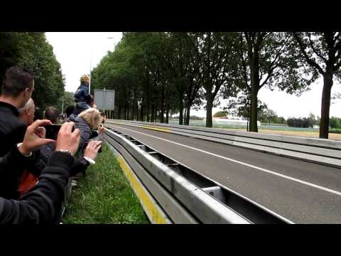 F1 GP Roggel Button McLaren installation lap 12-09-2011 HD