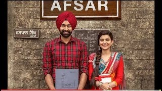 AFSAR  |   TARSEM JASSAR |   NIRMAT KHAIRA  | FULL LATEST PUNJABI MOVIE 2018 | #Afsar