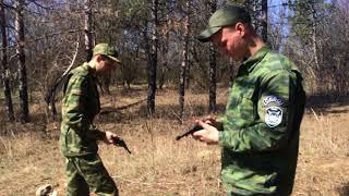 Отстрел Р-412 Списанные Охолощенные Наганы