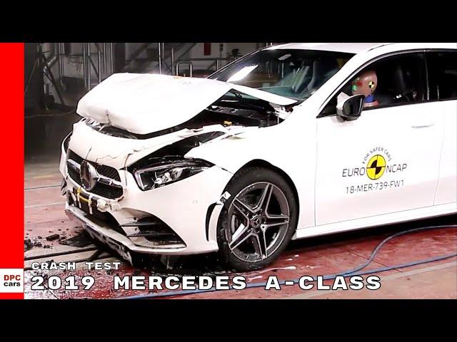 2019 Mercedes A Class Crash Test & Rating