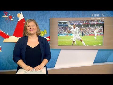 FIFA WC 2018 - JPN vs. POL – for Deaf and Hard of Hearing - International Sign