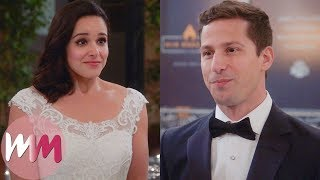 Top 10 Jake & Amy Moments on Brooklyn Nine-Nine