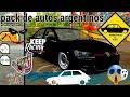 Pack de autos Argentinos Rfactor + Link