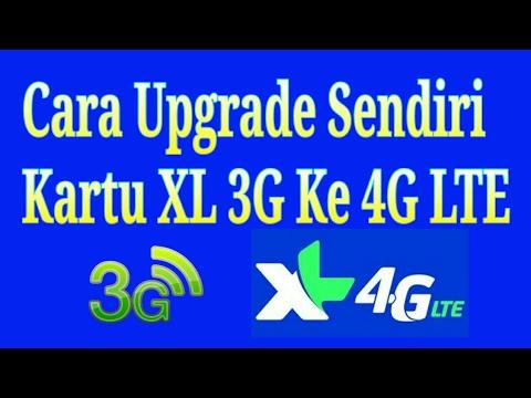 Cara Upgrade Kartu 3g Ke 4g Lte Telkomsel Gadgetren