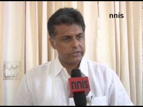 Manish Tiwari Blasts Modi Before Budget (Budget Special)