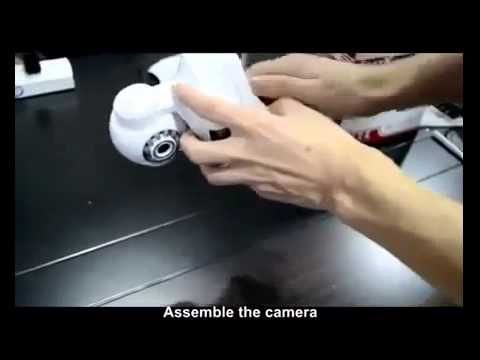 Security_ Easyn F2 Ip Camera Installation Guide
